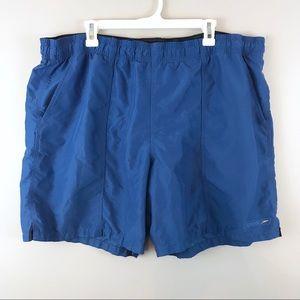 Speedo blue swimming trunks extra grande 3XL 44